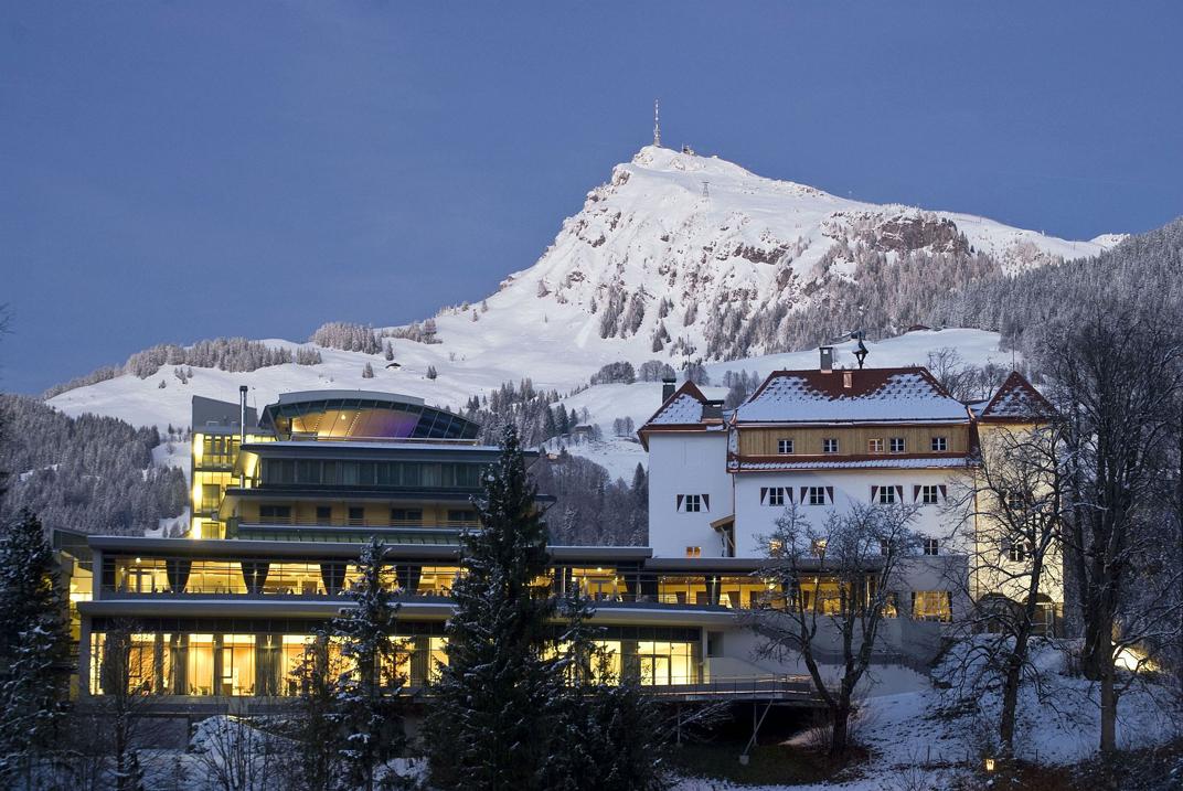 Hotel In Kitzbuhel  Sterne