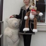 Wo das Einhorn auf den Teddy trifft: das Steiff-Museum
