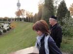 Bischkek , die Hauptstadt von Kirgisien.