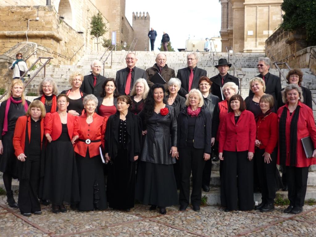 Konzertreise auf Mallorca: Ein musikalischer Hochgenuss und ein unvergessliches Erlebnis