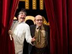Streit der Vaudeville-Titanen