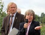 In 80 Gärten um die Welt: igs Hamburg nimmt Formen an