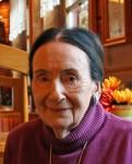 Ruth Geede – Ehrenmitglied der DAP!
