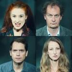 "Hinreißende Albee-Premiere im ""Polittbüro"""