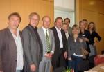 Die Landespressekonferenz Hamburg hat einen neuen Vorstand: Der alte ist (fast) der neue!
