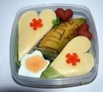 Schulbrot mit 3 Sternen – Kunst in der Frühstücksbox