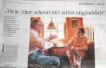 """Ruth Geede in der """"Welt am Sonntag"""""""