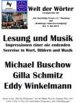 """2. Lesung """"Welt der Wörter"""": 8. Mai 2013 IGS Hamburg – Fotos jetzt hier!"""