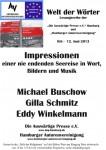 "7. Lesung ""Welt der Wörter"": 12. Juni 2013 IGS-Hamburg – Fotos hier"