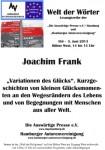 "6. Lesung ""Welt der Wörter"": 5. Juni 2013 IGS Hamburg – Fotos hier"