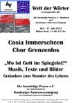 """14. Lesung """"Welt der Wörter"""": 31. Juli 2013 IGS Hamburg, Fotos jetzt hier"""