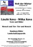 """16. Lesung """"Welt der Wörter"""": 14. August 2013 IGS Hamburg, Fotos jetzt hier"""