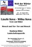 """18. Lesung """"Welt der Wörter"""": 28. August 2013  IGS Hamburg -Fotos jetzt hier"""