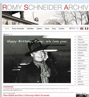 Romy Schneider - unvergessen