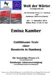 "19. Lesung ""Welt der Wörter"": 4. September 2013 IGS Hamburg – Foto hier"
