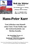 "20. Lesung ""Welt der Wörter"": 11. September 2013 IGS Hamburg Fotos jetzt hier"