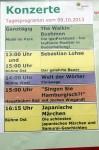 """24. und letzte Lesung """"Welt der Wörter"""": 9. Oktober 2013 IGS Hamburg – Fotos hier"""
