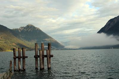 Der Achensee - auch schön im Oktober