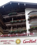 Der Winter kann kommen: Sport Vital Hotel Central
