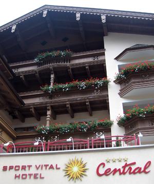 Sport Vital Hotel Central