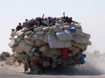 Auf der Piste nach Tripoli