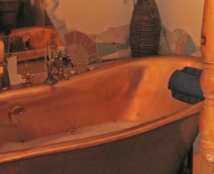 Ab in die Badewanne!