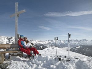 Skifahren Saalfelden Leongang