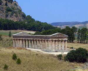"""Vermutlich der Göttin Hera geweiht war der """"Tempel E"""" im antiken Selinunt"""