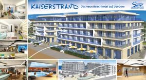 Bauvorhaben HotelKaisersrand