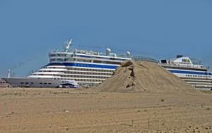 Wüstenschiff AIDAluna?