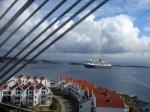 10 Jahre Queen Mary 2 in Hamburg im Juli 2014