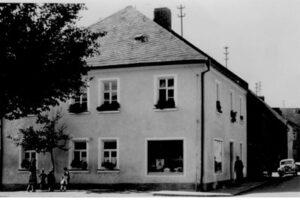 Die Bäckerei 1954