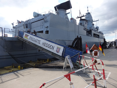 Fregatte Hessen
