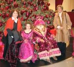 Kunst gestaltet Leben: Der Weihnachtsmann wird in diesem Jahr 167 Jahre alt!