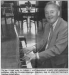 Ein Leben für die Musik und seine Wurzeln: Professor Hermann Rauhe zum 85. Geburtstag