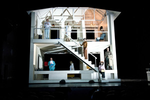 Das Bühnenbild