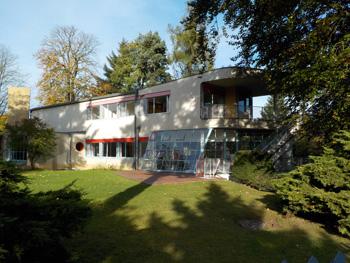 """""""Wat ne Hütte"""", Haus Schminke in Löbau"""