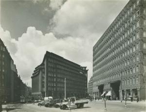 Chilehaus Sprinkenhof 1937  Foto H. Hartz