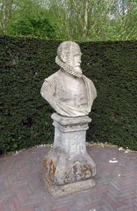 Clusius Denkmal