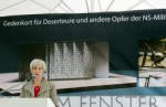 Deserteurdenkmal in Hamburg wird gebaut