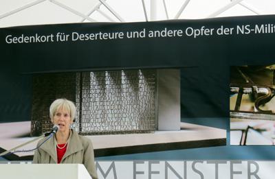 Kultursenatorin Professor Barbara Kisseler