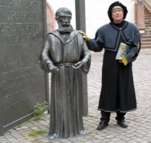 Junker Jörg und Freund Michael von Straßen