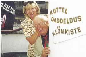 Das Gründerpaar Christa unnd Eberhard Moebius (Foto: Direktion Das Schiff)