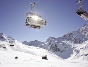 6 Sesselbahn Osttirol