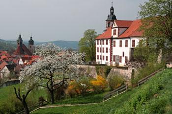 Schloss Wilhelmsburg in Schmalkalden