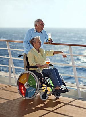 Barrierefrei an Bord unterwegs