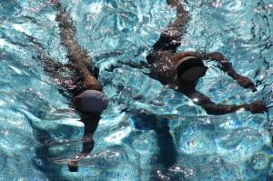Genussscwimmen imThermalwasser