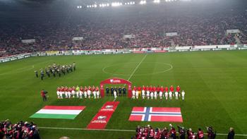 Unter deutscher Leitung für die EM 2016 qualifiziert: die Fußbal Nationalmannschaft von Ungarn