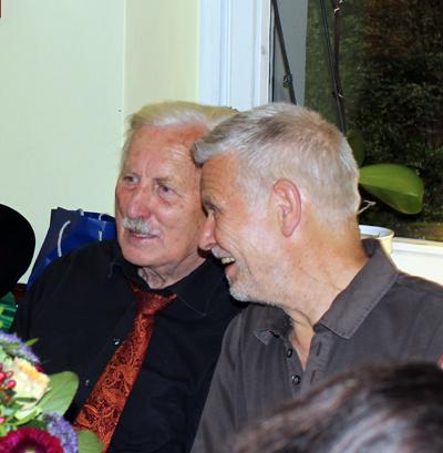 Arno Surminski und Achim Reichel
