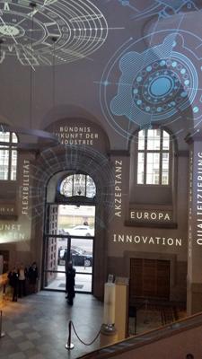 Industrie 4.0 im BMWI : Innovationschub für die deutsche Industrie